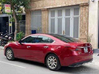 Bán xe Mazda 6 2.0 2015, màu đỏ, đã chạy 60 000 km