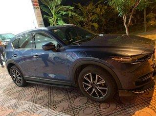 Cần bán CX5 2.5 sản xuất 2018, xe màu xanh cavansite