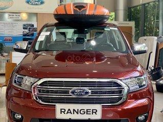 Ford Ranger Limited 2 cầu số tự động, tổng giảm đến 30 triệu khi mua xe