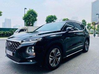 Hỗ trợ mua xe giá thấp với chiếc Hyundai Santafe phiên bản 2.2D máy dầu đặc biệt đời 2020