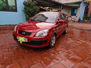 Cần bán nhanh chiếc Kia Pride sản xuất 2008, màu đỏ còn mới