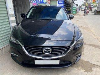 Mazda 6 đời 2017 phiên bản Premium cao cấp màu đen - Giá siêu ưu đãi
