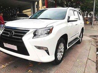 Cần bán gấp Lexus GX 460 năm 2014, màu trắng, xe nhập