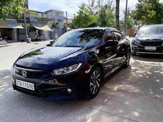 Cần bán lại xe Honda Civic năm 2018, màu đen, nhập khẩu nguyên chiếc