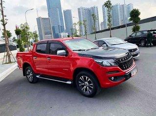 Cần bán Chevrolet Colorado năm 2017, màu đỏ, nhập khẩu nguyên chiếc