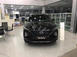 Hỗ trợ mua xe trả góp lãi suất thấp chiếc Hyundai Santa Fe đời 2020, giao nhanh toàn quốc