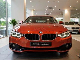 BMW 420i GranCoupe - Mẫu sedan với thiết kế coupe thể thao đột phá! Khuyến mãi hấp dẫn