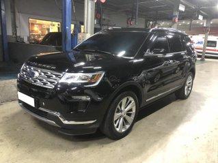 Ford Explorer 2018 ĐK 2019 đen phong cách đầy mạnh mẽ