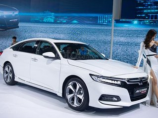 Giảm giá sâu với chiếc Honda Accord 1.5L Turbo đời 2020, giao nhanh toàn quốc