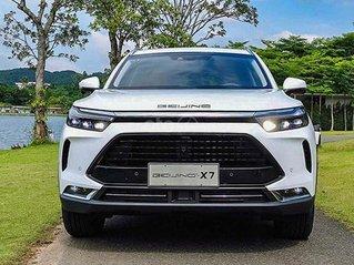 BAIC Beijing X7 2020 1.5 Elite, động cơ xăng, màu trắng. Giá 658tr