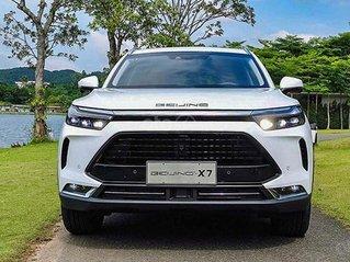 BAIC Beijing X7 2020 1.5 MT, động cơ xăng, màu trắng. Giá 528tr