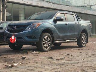 Bán xe Mazda BT 50 đăng ký lần đầu 2015, màu xanh lục ít sử dụng giá 450 triệu đồng