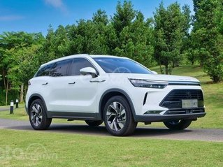 Bán BAIC Beijing X7 năm sản xuất 2020, màu trắng, xe nhập