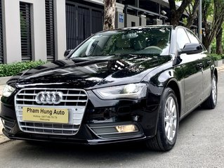 Audi A4 Turbo TFSI model 2013 màu đen
