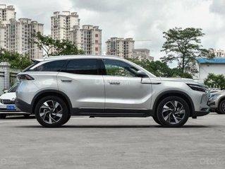 BAIC Beijing X7 năm sản xuất 2020, màu bạc, nhập khẩu nguyên chiếc, LS ưu đãi