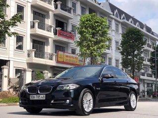 Cần bán xe BMW 5 Series sản xuất năm 2015, màu đen