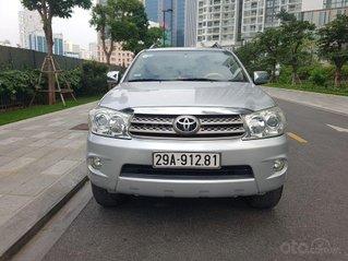 Bán gấp với giá ưu đãi nhất chiếc Toyota Fortuner 2.7V sản xuất 2010