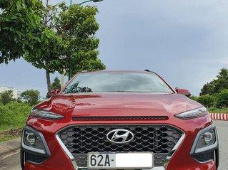 Hyundai Kona 1.6 Turbo 2018 màu đỏ - Lăn bánh 80.000km - Xe cực đẹp, xe cực zin, giá 670tr