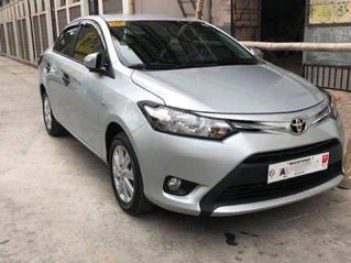Bán Toyota Vios đời 2018 màu trắng