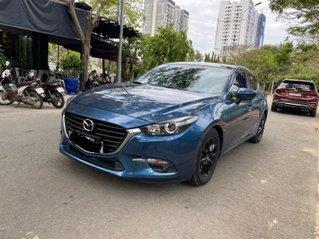 Cần bán gấp Mazda 3 sản xuất 2017, màu xanh lam chỉnh chủ, giá chỉ 566 triệu đồng