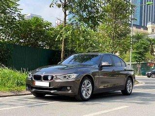 Bán BMW 3 Series 320i năm sản xuất 2013, màu nâu, xe nhập
