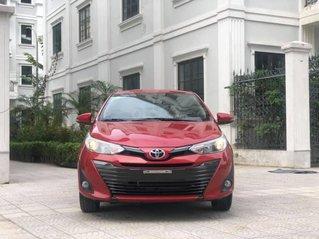 Hỗ trợ  mua xe giá thấp chiếc Toyota Vios G sản xuất 2019 siêu mới