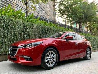 Em bán Mazda 3 1.5 AT 2018 màu đỏ tư nhân 1 chủ, biển tỉnh, đi chuẩn zin 41834km