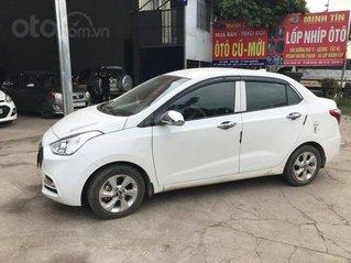 Bán Hyundai Grand i10 2019 sedan, màu trắng