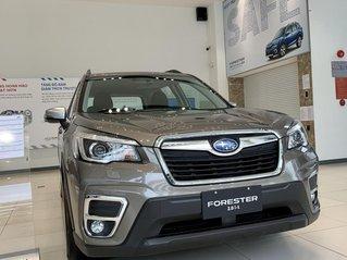 Cần bán Subaru Forester 2.0i-L sản xuất 2020, màu đồng, LS ưu đãi