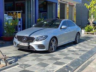 Hỗ trợ mua xe giá tốt chiếc Mercedes-Benz E300 AMG sản xuất năm 2018