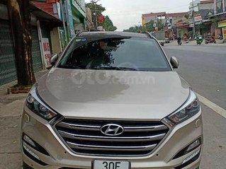 Hyundai Tucson 1.6AT tubor 2017, xe lướt