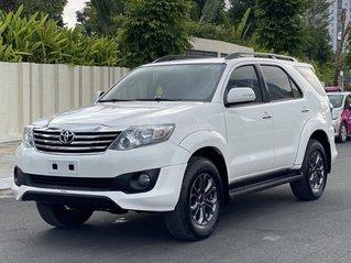 Mua xe giá thấp với chiếc Toyota Fortuner Sportivo sản xuất 2015