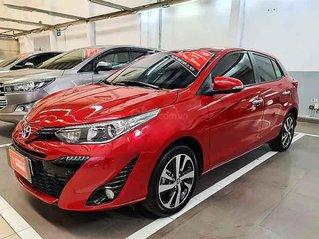Bán Toyota Yaris 2019, màu đỏ, nhập khẩu nguyên chiếc số tự động