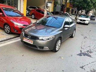 Cần bán lại xe Kia Cerato đời 2011, màu xám, nhập khẩu số tự động, 335 triệu