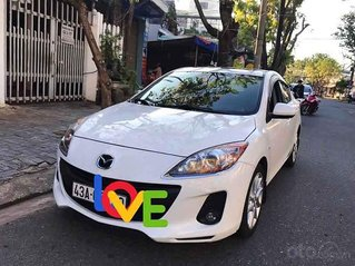 Bán Mazda 3 sản xuất 2012, màu trắng