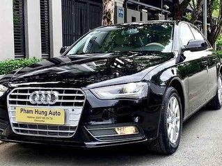 Bán Audi A4 sản xuất năm 2012, màu đen, nhập khẩu nguyên chiếc