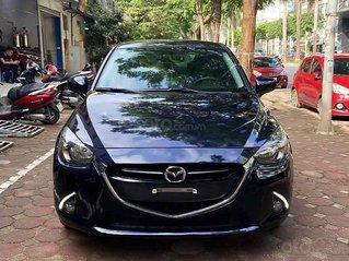 Bán xe Mazda 2 đời 2018, màu xanh lam