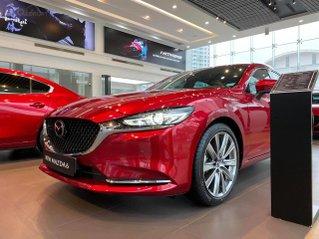 Mazda 6 hoàn toàn mới với ưu đãi cực nhiều trong T12
