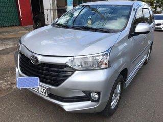 Xe Toyota Avanza năm sản xuất 2018, màu bạc, nhập khẩu còn mới, giá 429tr