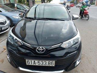 Cần bán gấp Toyota Vios 1.5G năm 2018, màu đen chính chủ