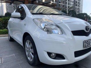 Bán Toyota Yaris sản xuất 2010, màu trắng, nhập khẩu còn mới, giá tốt
