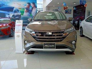 Bán Toyota Rush sản xuất năm 2020, màu nâu, nhập khẩu nguyên chiếc