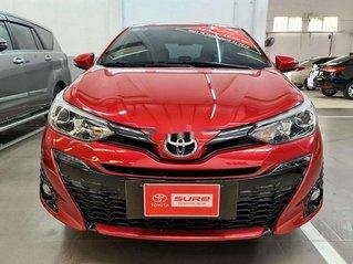 Cần bán gấp Toyota Yaris sản xuất năm 2019, màu đỏ, nhập khẩu nguyên chiếc, giá chỉ 680 triệu