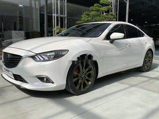 Xe Mazda 6 đời 2015, màu trắng chính chủ, giá tốt