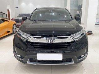 Cần bán lại xe Honda CR V đời 2019, màu đen, nhập khẩu nguyên chiếc, giá 950tr