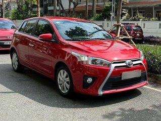 Cần bán Toyota Yaris đời 2014, màu đỏ chính chủ, 448 triệu