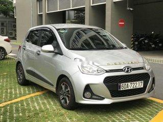 Cần bán Hyundai Grand i10 2019, màu bạc