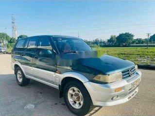 Cần bán gấp Ssangyong Musso năm sản xuất 1999, nhập khẩu nguyên chiếc