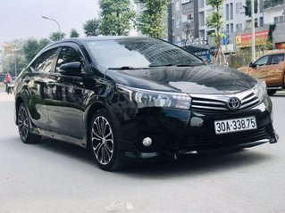 Bán xe Toyota Corolla Altis năm 2014, số tự đông