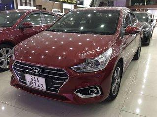 Bán Hyundai Accent đời 2018, màu đỏ, giá tốt